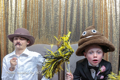 Hennings Wedding Photo Booth Images