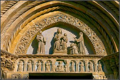 Vicenza - Santo Stefano ed altre chiese