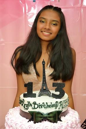 Alyssa's 13th Birthday Party