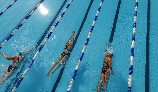 Swim meet in Brattleboro - 071619