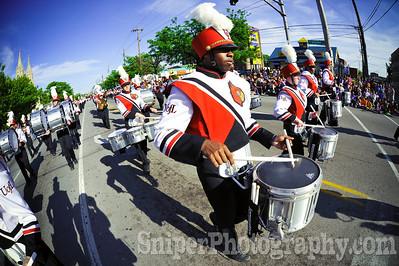 Kentucky Derby Festival Pegasus Parade 2010-12