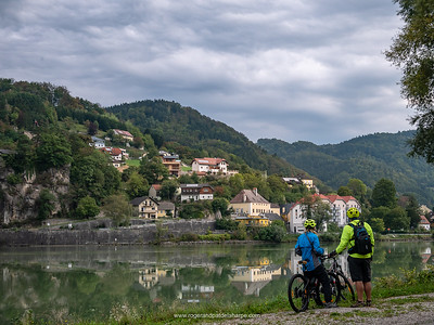 Danube Cycle Path - Passau to Vienna