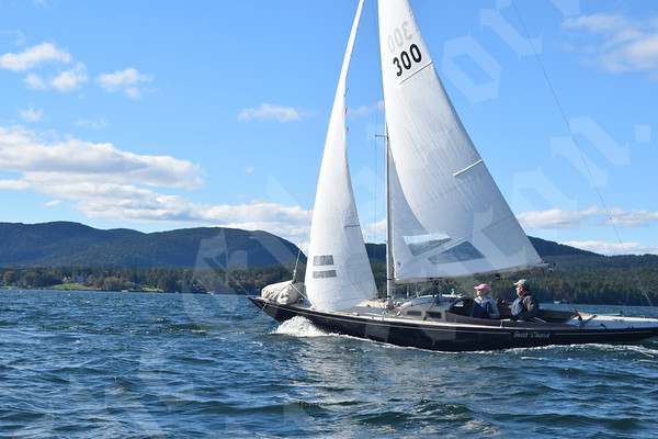 September series IOD and Luders racing