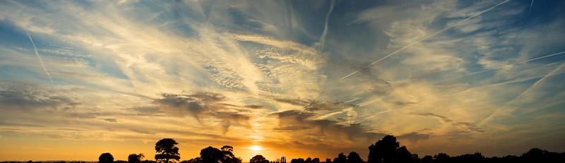Sunsets 2010