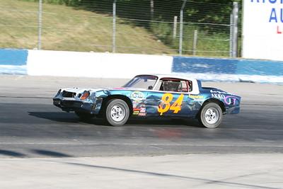 APC Partsource 140, Delaware Speedway, Delaware, ON, June 29, 2007
