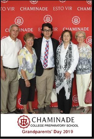 Chaminade Grandparents Mass 2019