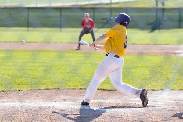 AHS JV Baseball vs Goshen
