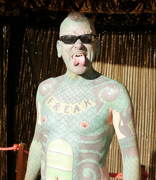 Lizard Man