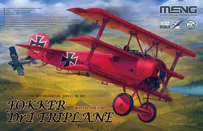 Fokker DR.1/F.1
