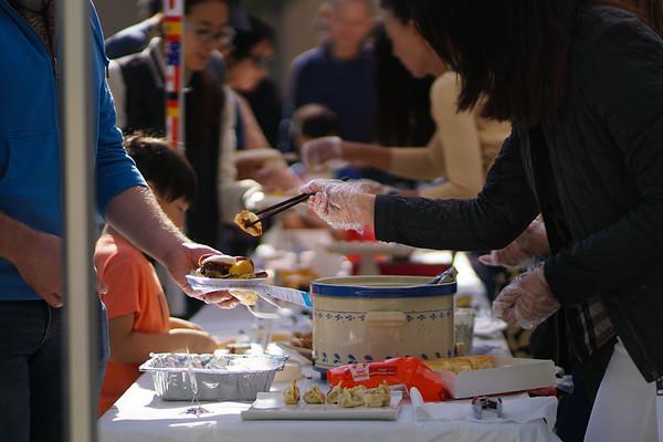 Sunday 11/18/18  International Foodie Day