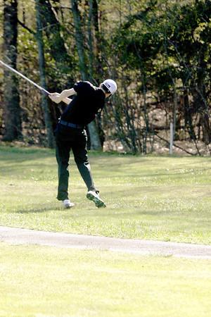 Liberty vs Sullivan West Boys Golf