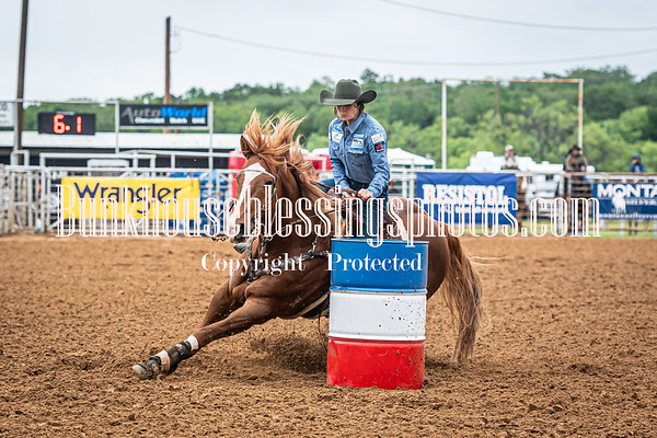 PPCLA PRORODEO - MINERAL WELLS, TX