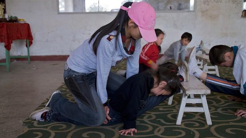 WUQIAO  / ACROBATIC  SCHOOLS  / 118 Photos