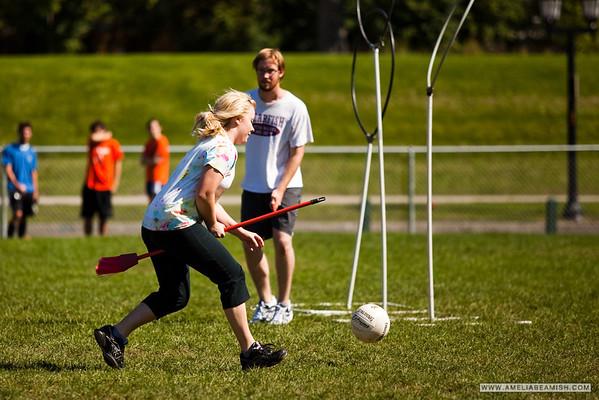 SU Quidditch (9-18-11)