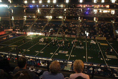 New Orleans VooDoo Vs Tampa Bay Storm: 07-01-2011
