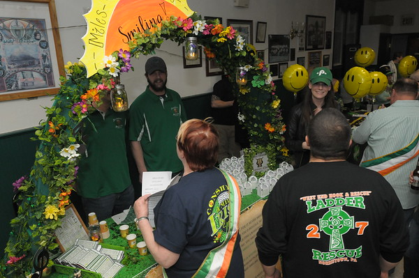 Ancient Order of Hibernians 12th annual Irish Coffee Tasting contest