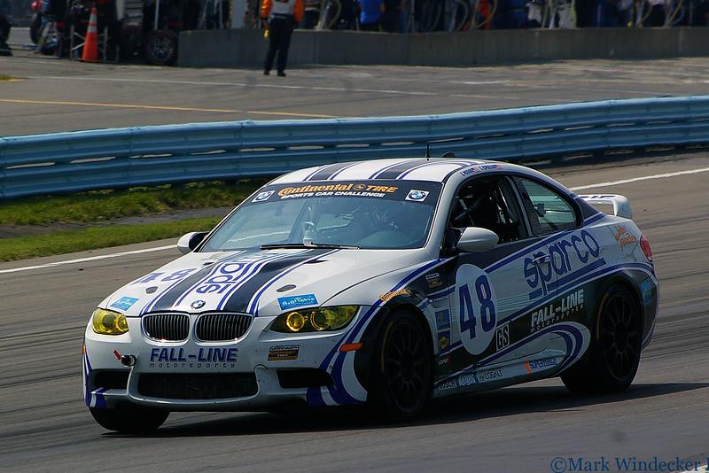 1ST CHARLES PUTMAN/CHARLES ESPENLAUB BMW M3