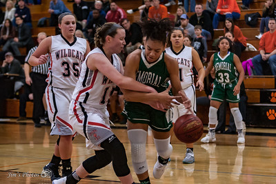 HS Sports - Verona Girls Basketball - January 20, 2018