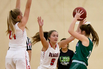 US Girls Basketball vs Lakeside 11-28-18