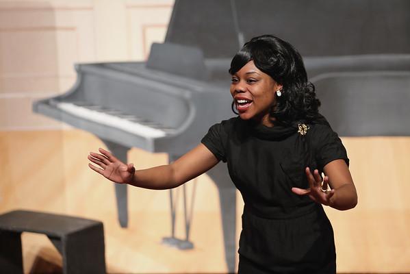Coretta Scott King tour