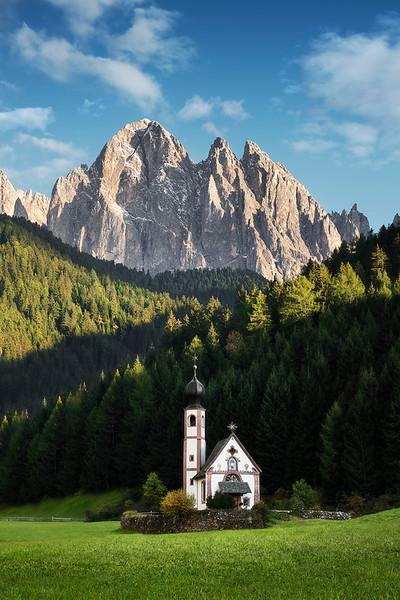 Chiesetta di San Giovanni st johann italian dolomites italy church.jpg