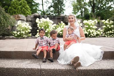 Laura & AJ Wedding
