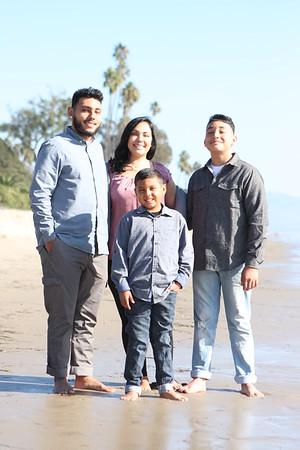 Leanna and family