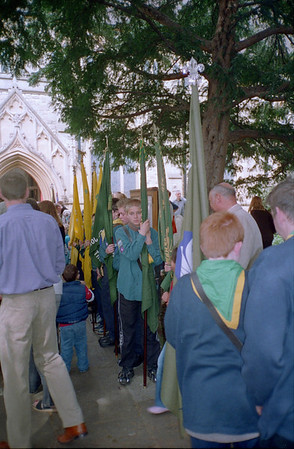 St Georges Day 2005