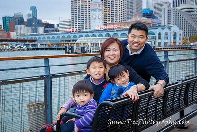 Lai Family - Pier 3 San Francisco
