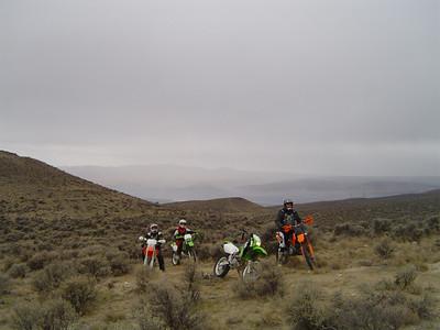 Dec 07, 2008 - Saddle Mountain BLM Area