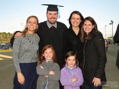 Joe Rusk Graduation part 3