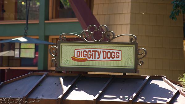 Disneyland Resort, Downtown Disney, Downtown, Disney, Hot Dog