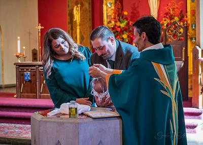 Brielle Richmond Baptism