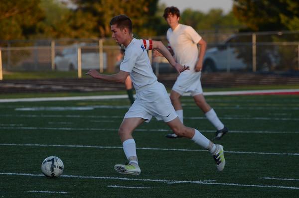 Boys Varsity Soccer vs Gretna-Districts