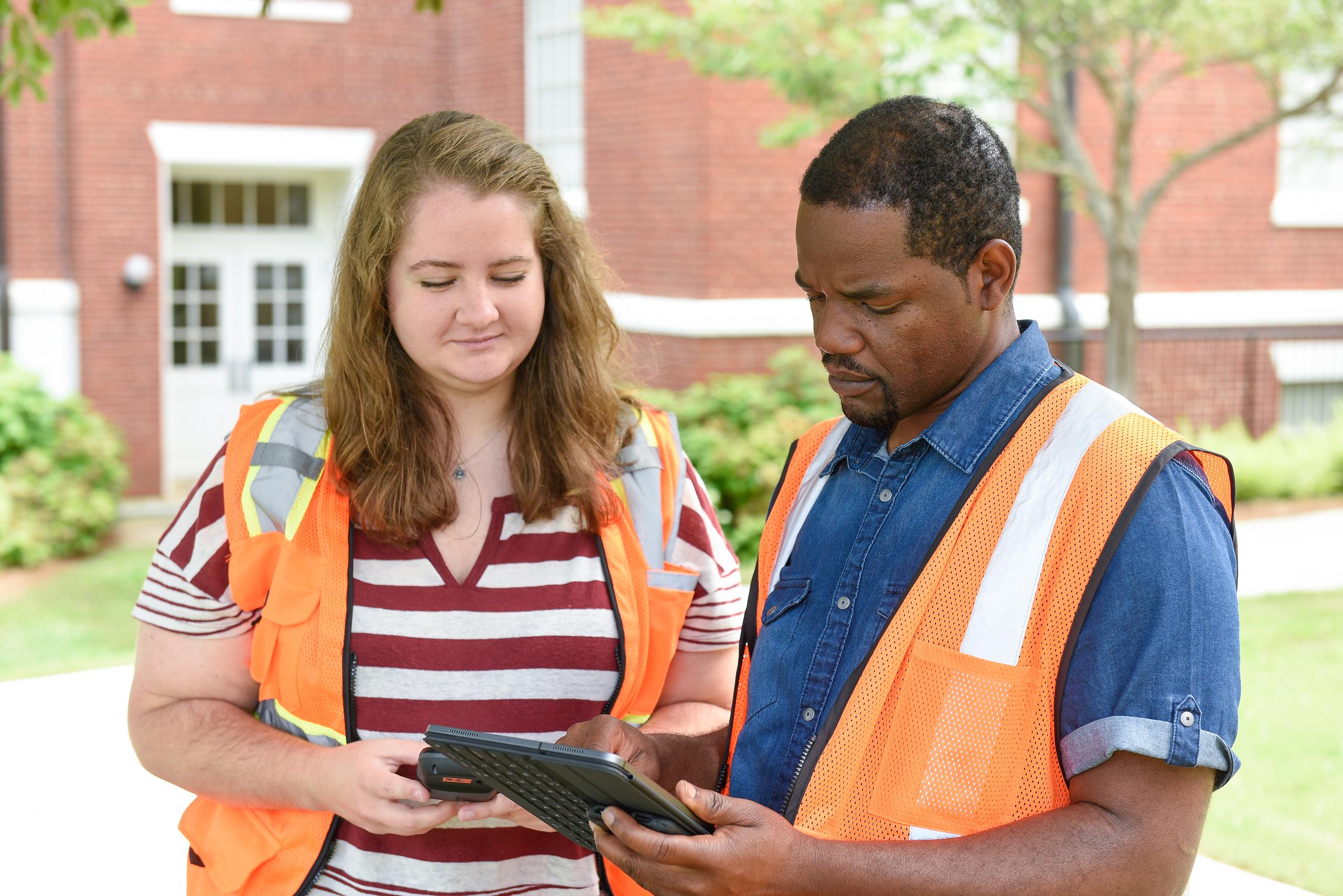 Image for Public health major helps address food disparities in Baldwin County