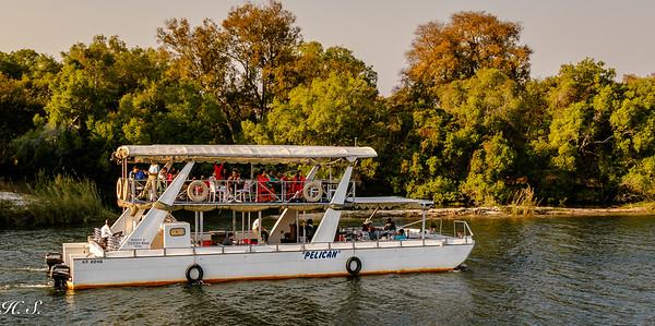 Sunset Cruise Zambezi