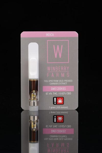 WinberryFarms xtra shots on black 03-18-21