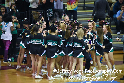 11-12-2016 Walter Johnson HS at MCPS Cheerleading Championship Division 2 at Montgomery Blair HS, Photos by Jeffrey Vogt Photography