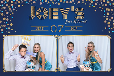 2019.09.07 - Joey's Bar Mitzvah