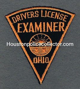 Ohio Drivers License Examiner
