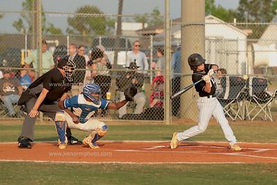 West Bladen vs East Bladen baseball 5/10/21