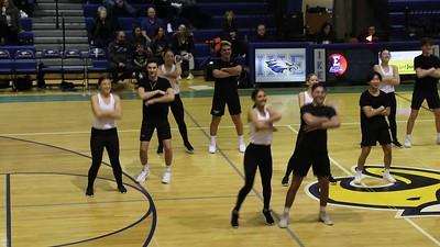 basketball half time show
