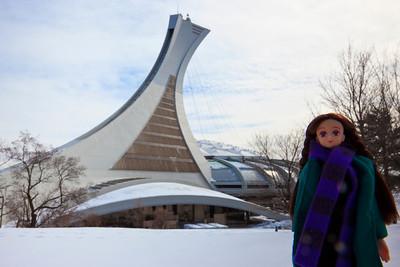Angélique au Canada