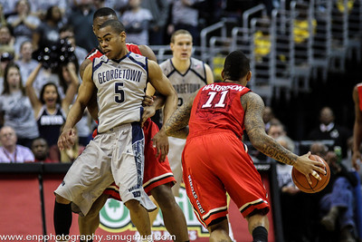 (pictures are not for sale) Georgetown Hoyas vs St. Johns 2/2/13