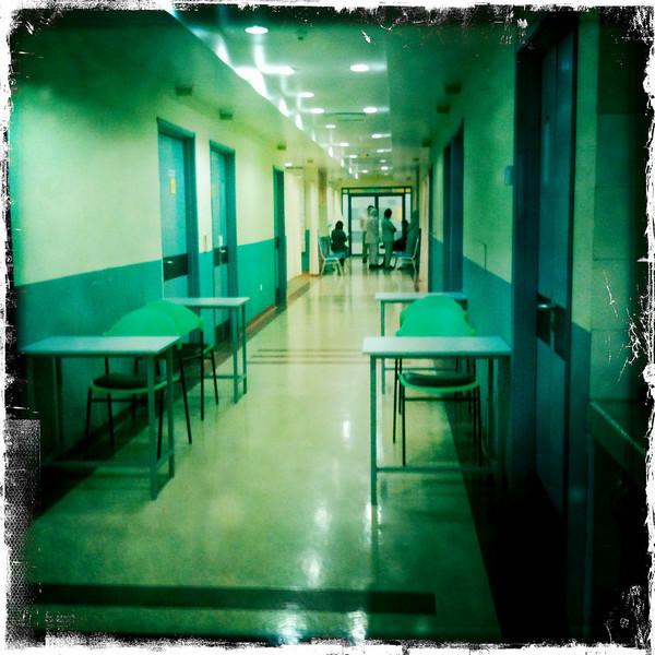 Part II Clincials - Exam Ward