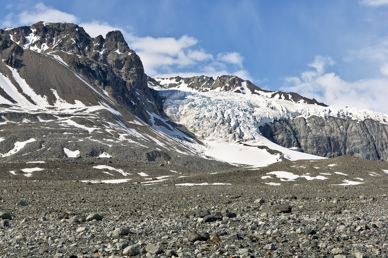 View of the Icefall