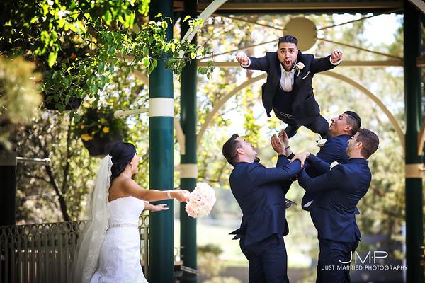 Alex + Mitch Wedding