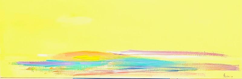 """Possibility"" (oil on linen) by Susan Billington"