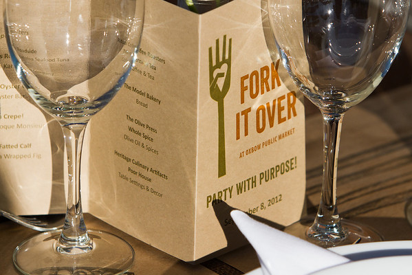Fork It Over event photos