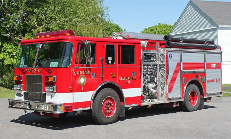 Engine 1 1997 Pierce saber 1500 / 500